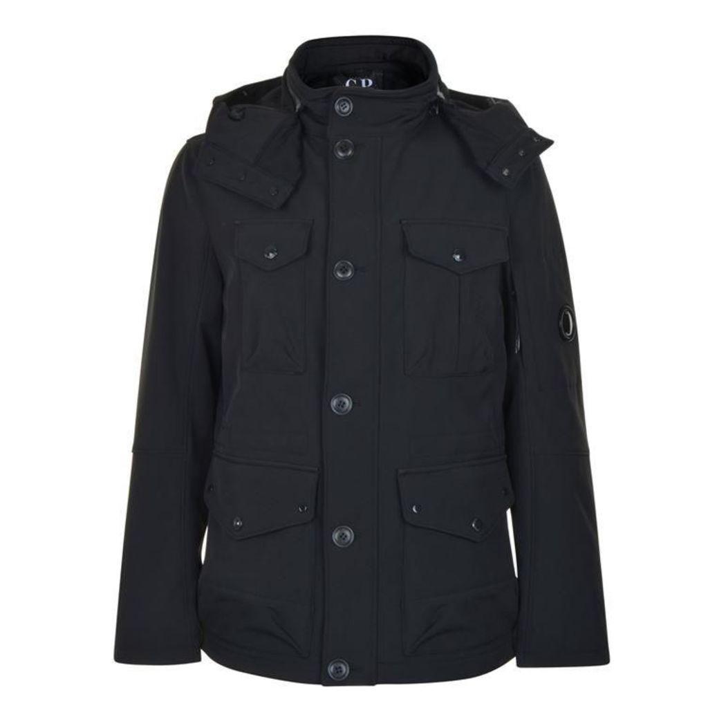 Soft Shell Field Goggle Jacket