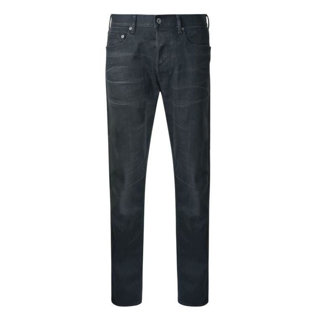 Stretch Distressed Jeans