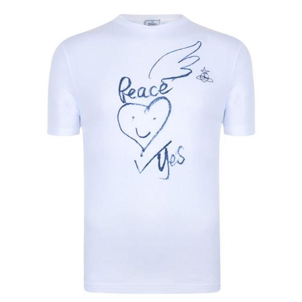 War And Peace T Shirt