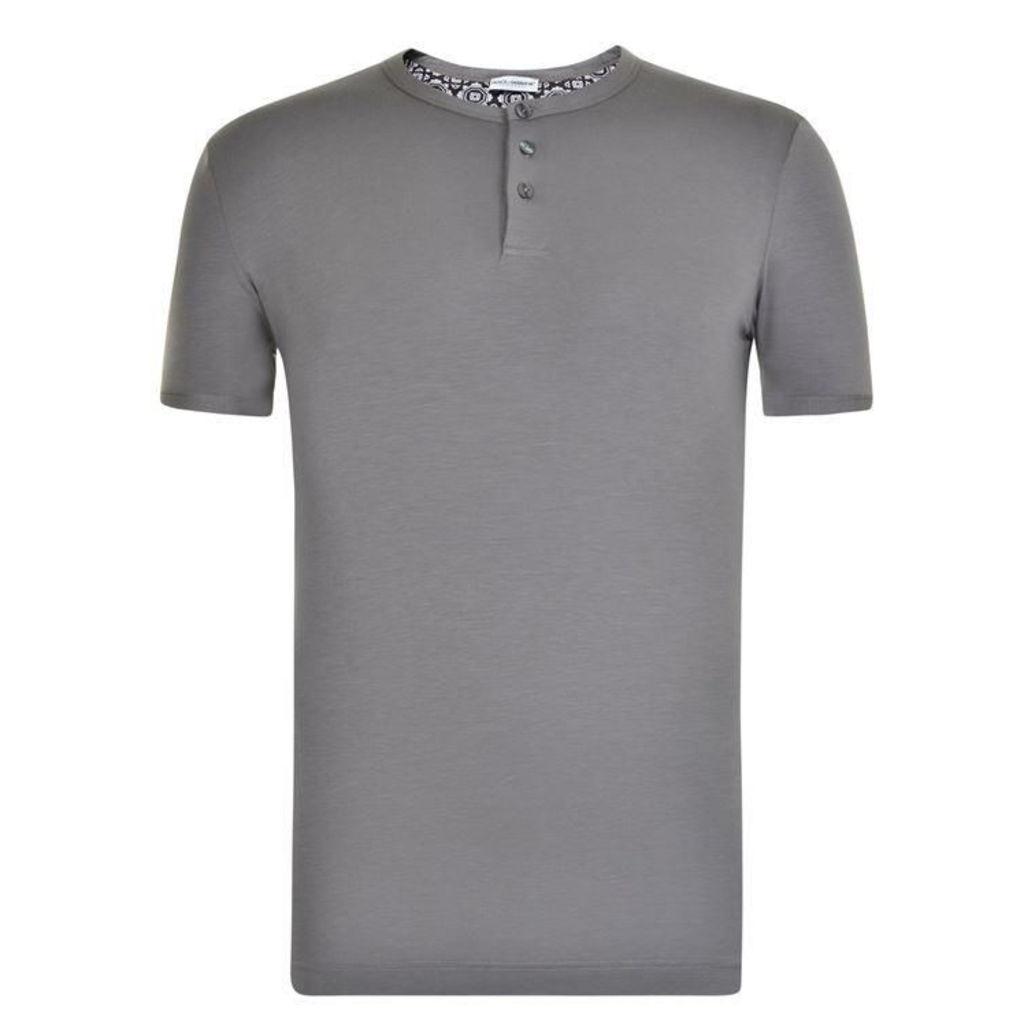 Henley T Shirt