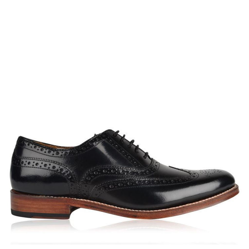 Dylan High Shine Brogues
