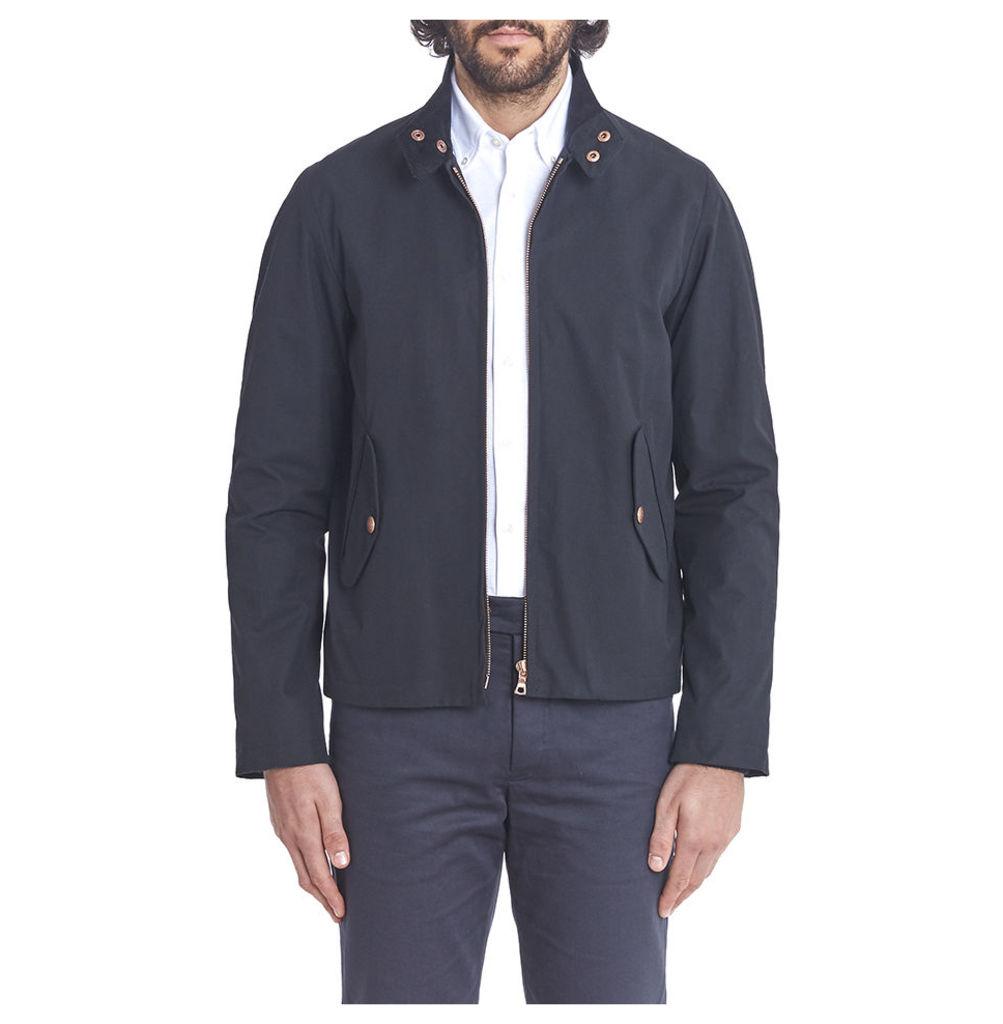 Ventile ® Harrington Jacket - Black