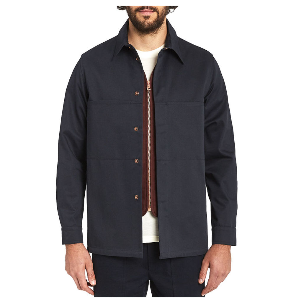 Workshop Jacket - Navy