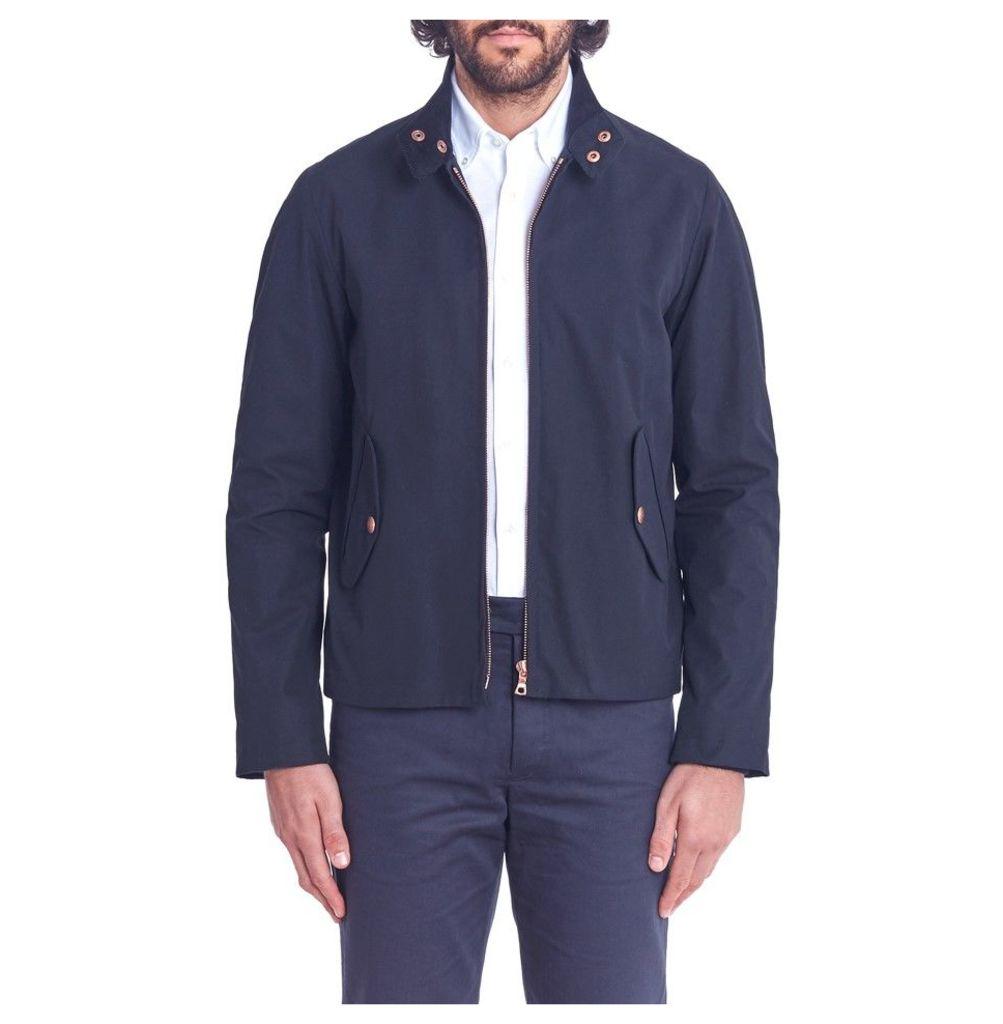Ventile ® Harrington Jacket - Navy