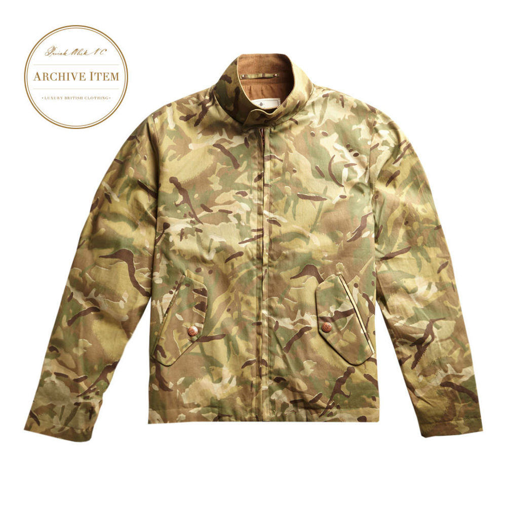 Cotton Harrington - Camo