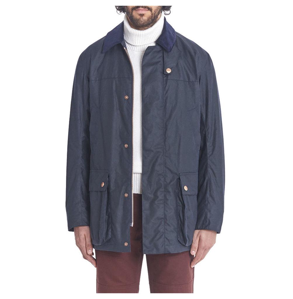Cottenham Jacket - Navy Wax
