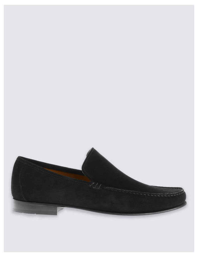M&S Collection Luxury Suede Loafers