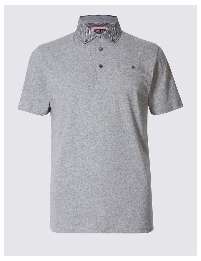 Limited Edition Slim Fit Polo Shirt