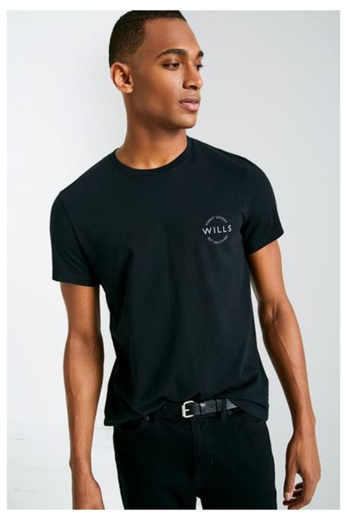 WESTMORE T-SHIRT BLACK