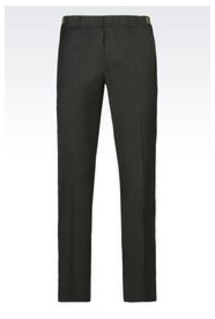OFFICIAL STORE EMPORIO ARMANI Trousers