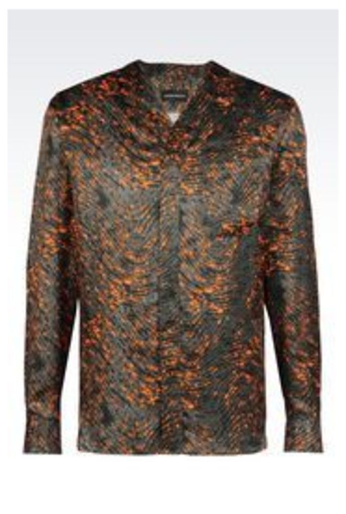 OFFICIAL STORE EMPORIO ARMANI Long sleeve shirt