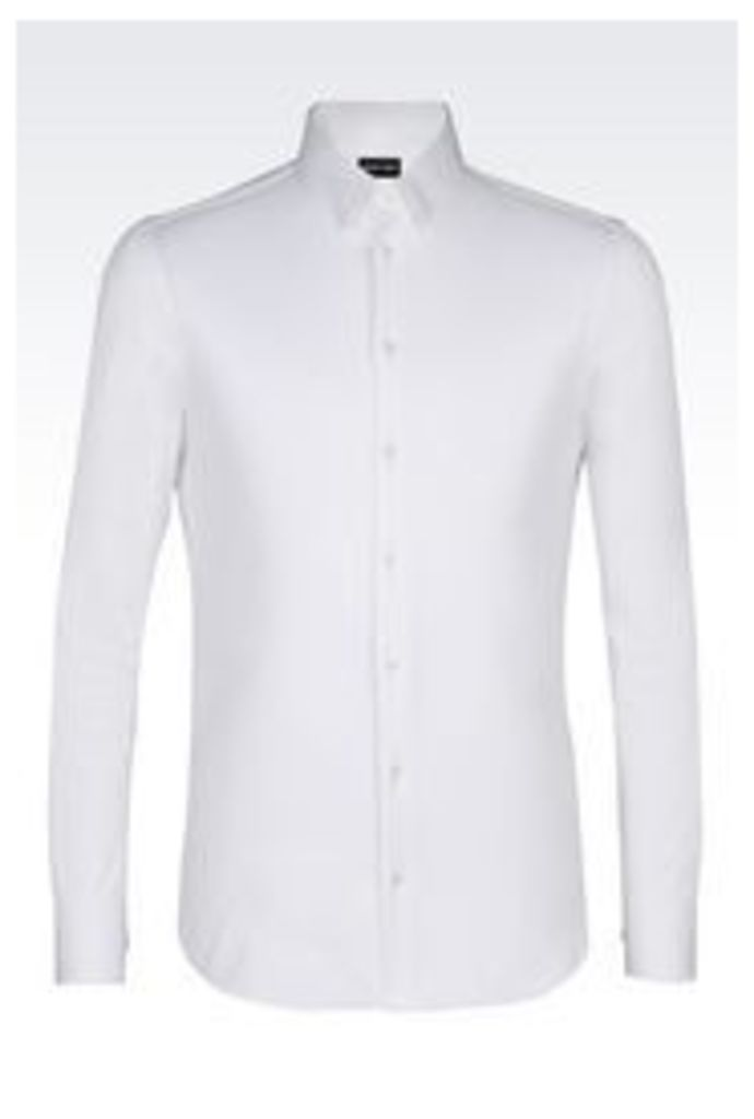 OFFICIAL STORE EMPORIO ARMANI JERSEY SHIRT
