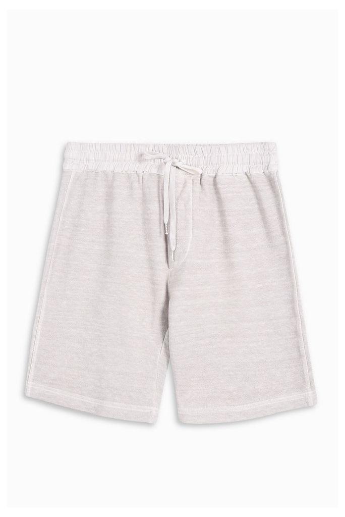 120% Lino Men`s Sweat Shorts Boutique1