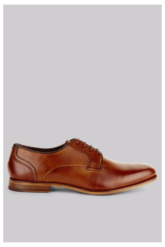 Ted Baker Iront Tan Derby Shoes