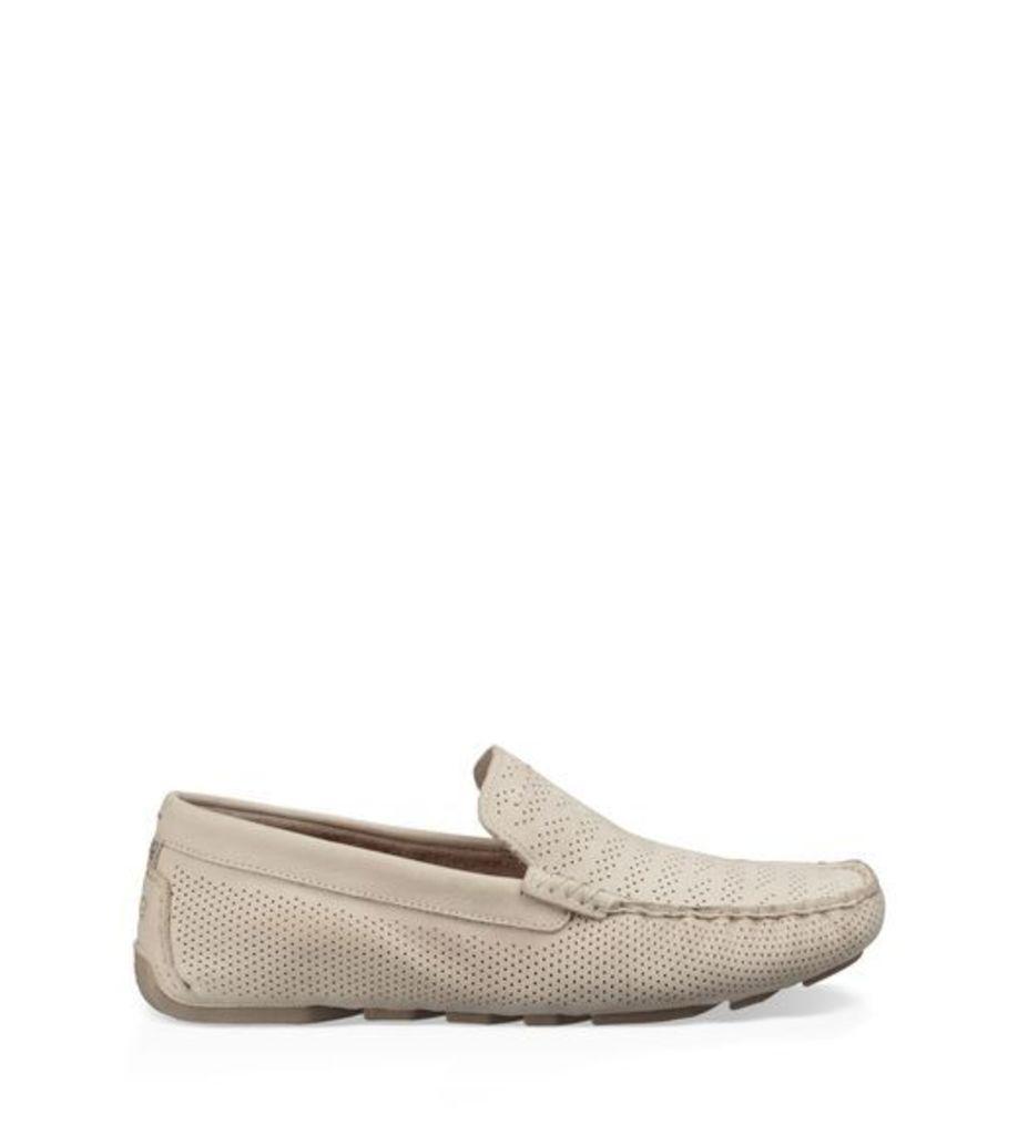 UGG Henrick Stripe Perf Mens Shoes Ceramic 8