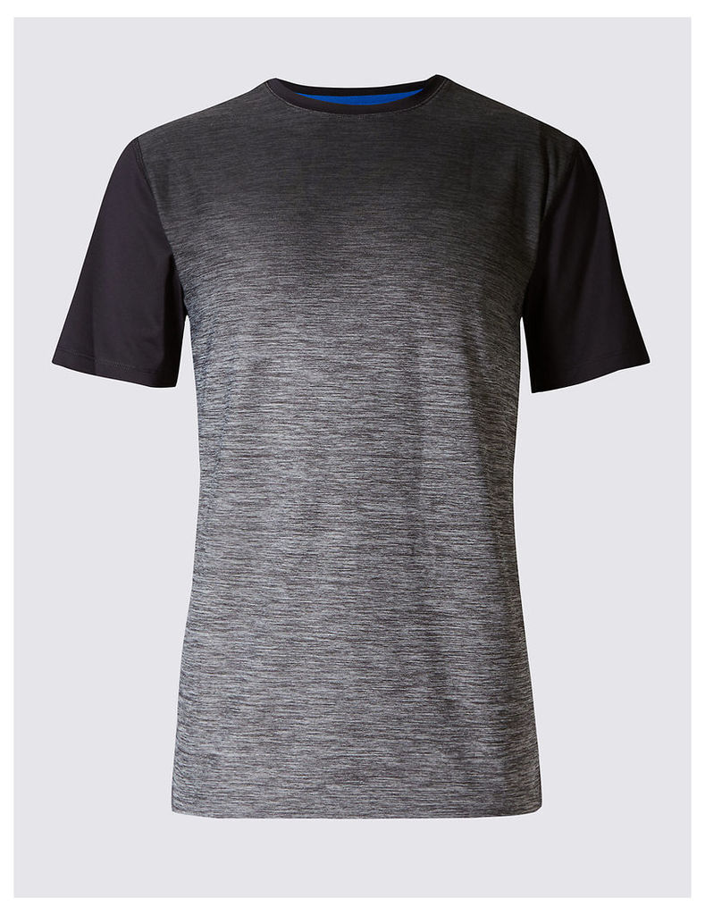 M&S Collection Quick Dry Active T-Shirt