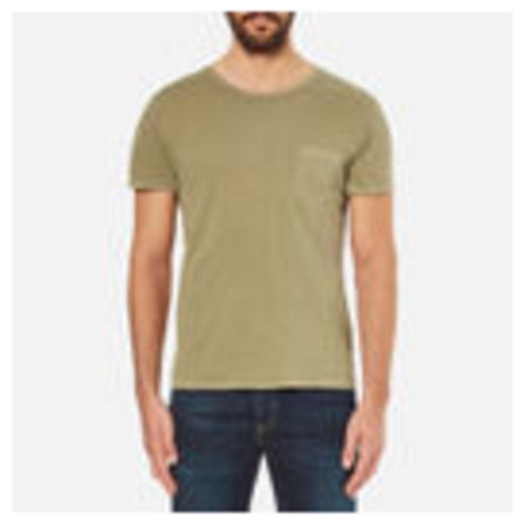 GANT Rugger Men's Loose T-Shirt - Army Green