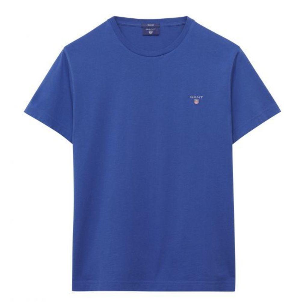 Short-sleeved T-shirt - Yale Blue