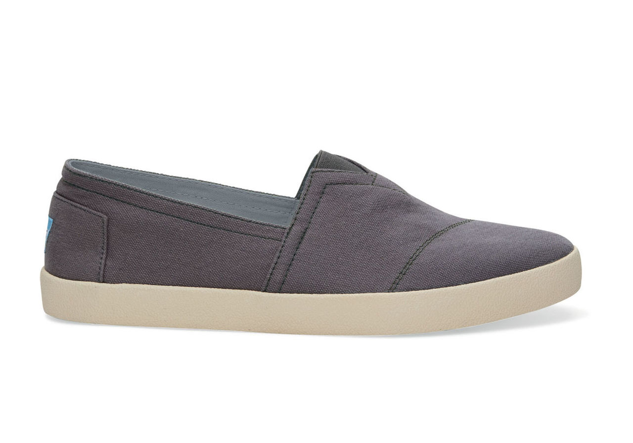 Ash Canvas Men's Avalon Slip Ons