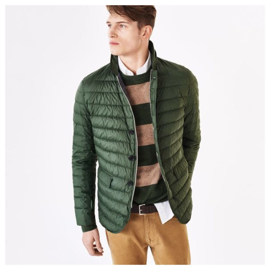 Madison Quilter Jacket - Basil Green