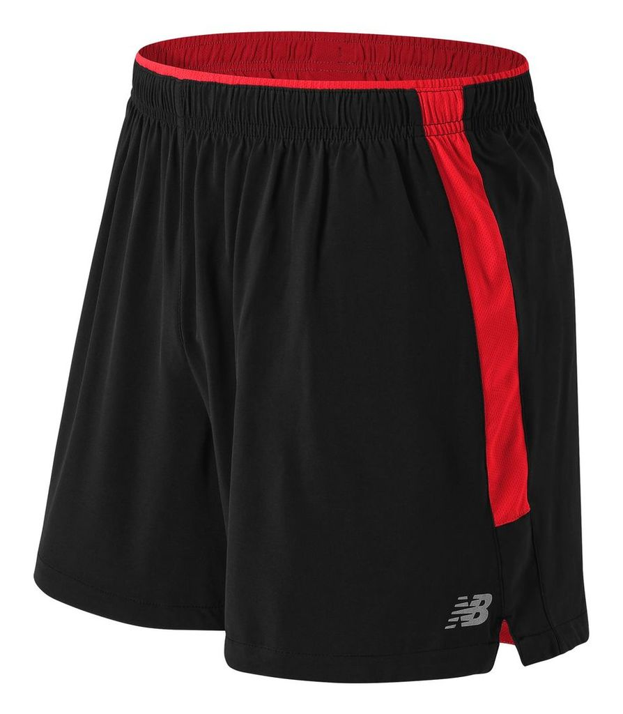 New Balance Impact 5 Inch Track Short Men's Apparel Outlet MS53226BFL