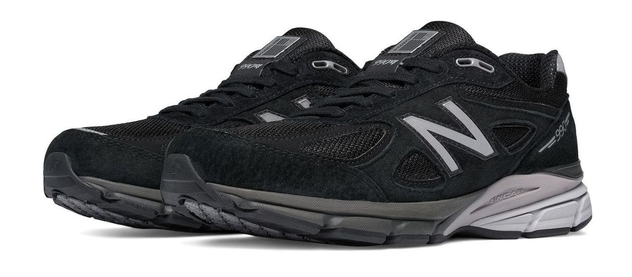 New Balance New Balance 990v4 Men's Stability and Motion Control M990BK4
