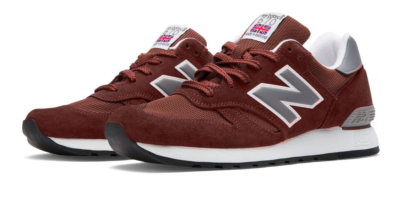 New Balance 670 Made in UK Men's Made in UK & Made in US M670SBW