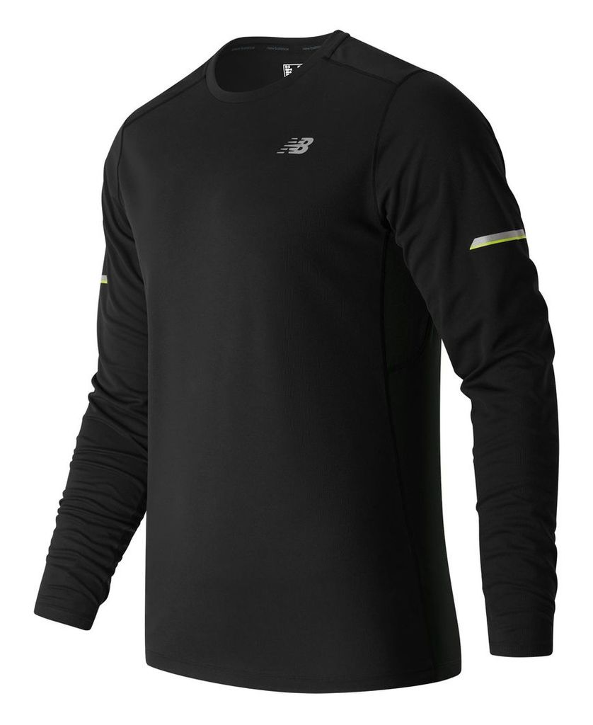 New Balance NB Ice Long Sleeve Men's Performance MT63224BK