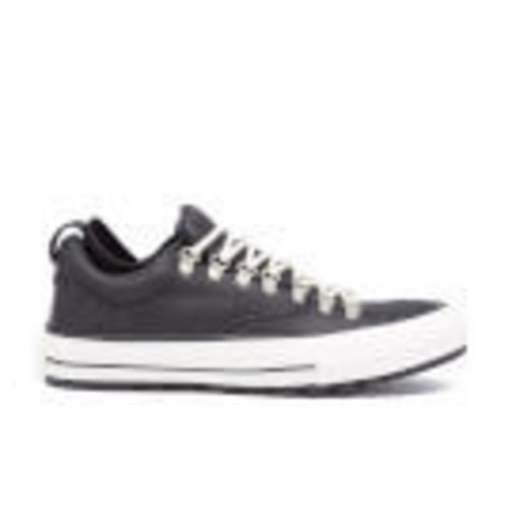 Converse Men's Chuck Taylor All Star Descent Hiker Trainers - Black/Egret - UK 11