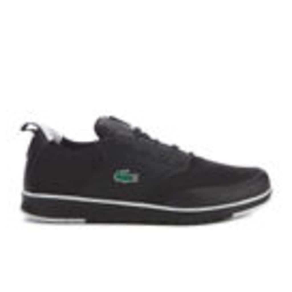 Lacoste Men's L.ight 316 1 Running Trainers - Black - UK 7
