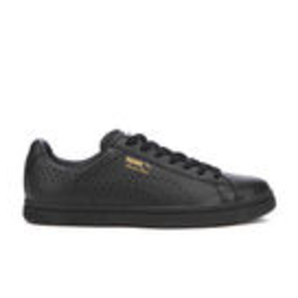 Puma Men's Court Star NM Trainers - Puma Black/Puma Black - UK 9