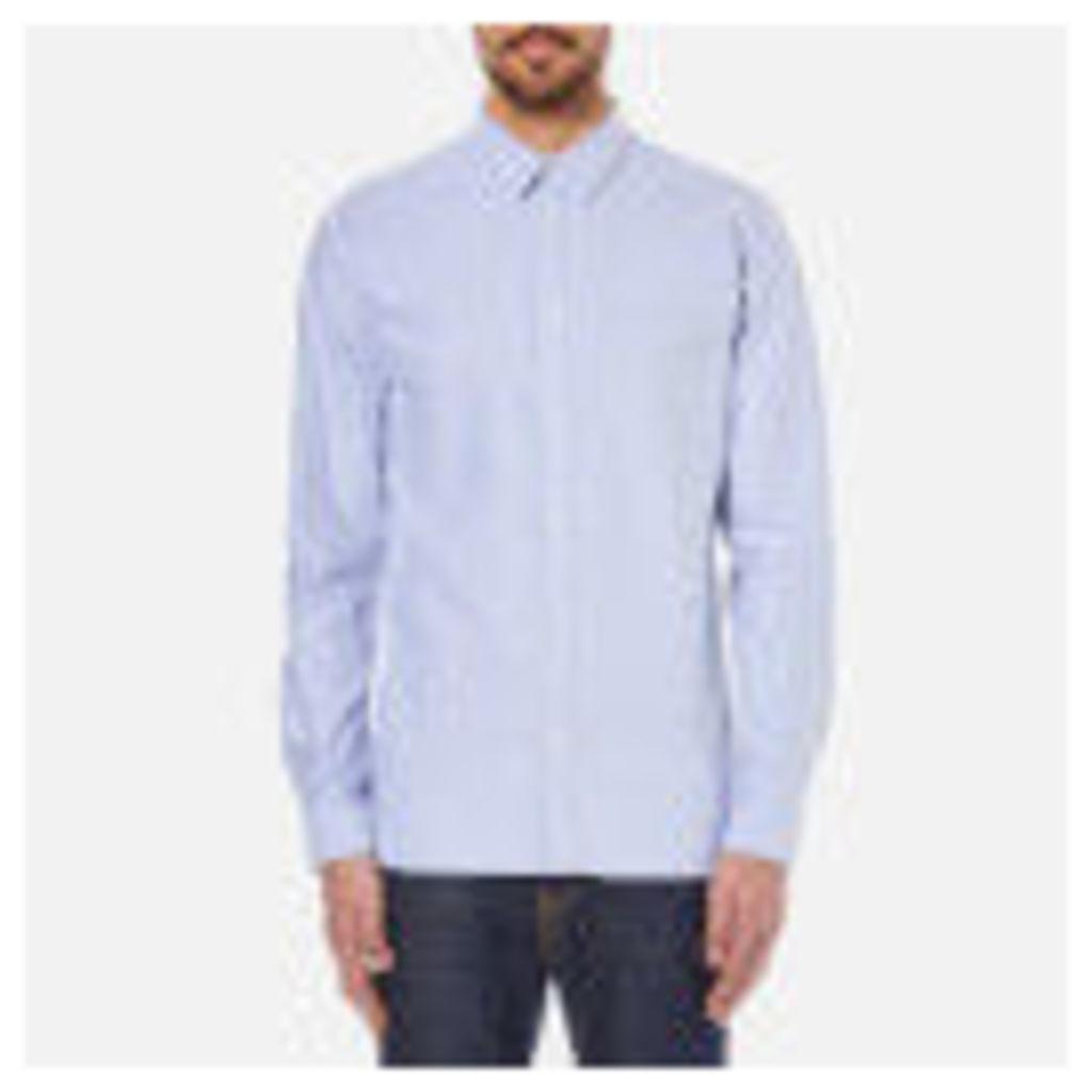 Selected Homme Men's Done Vince Shirt - Light Blue
