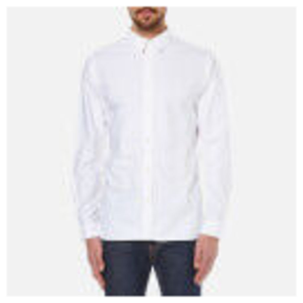 Selected Homme Men's Done Vince Shirt - White