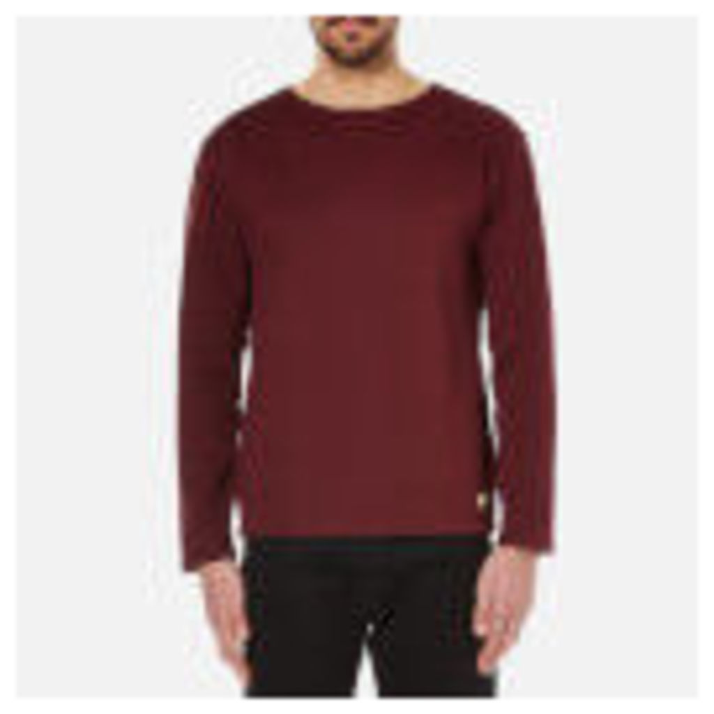 Armor Lux Men's Terry Towelling Top - Chianti