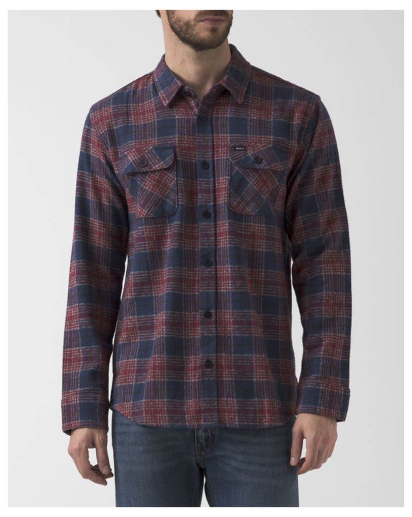 Red and Blue Checked Lowland Shirt