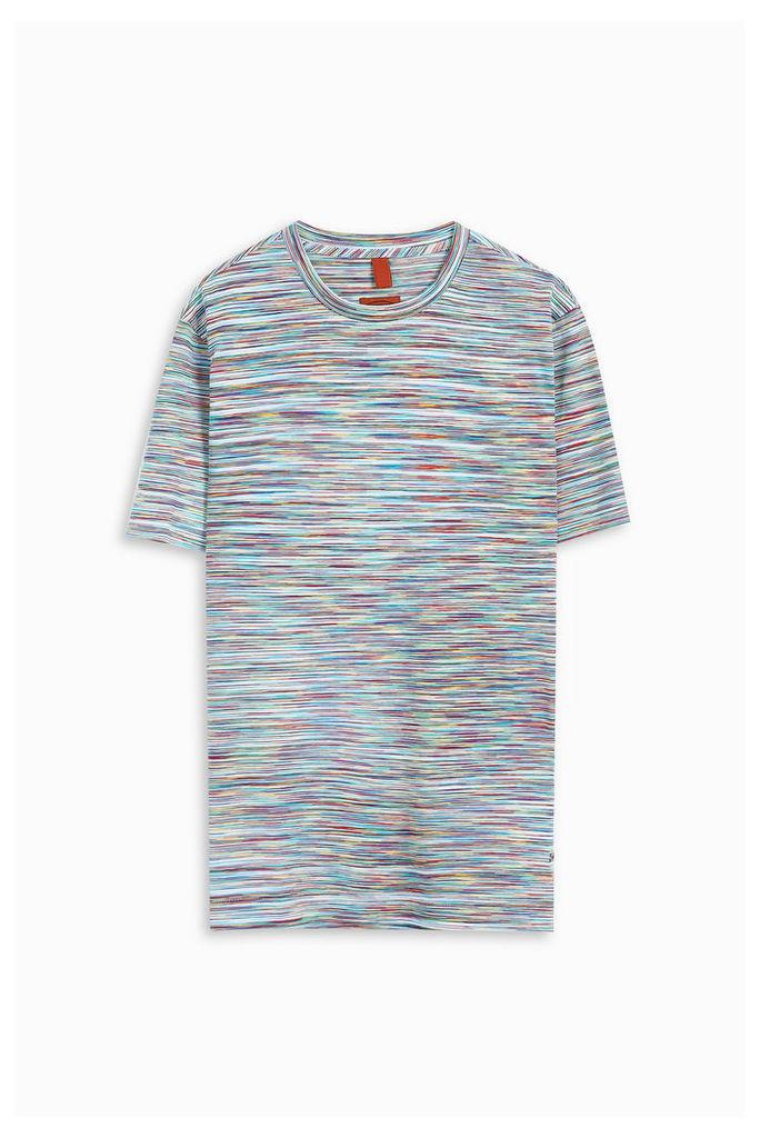 Missoni Men`s Space Dye T-shirt Boutique1
