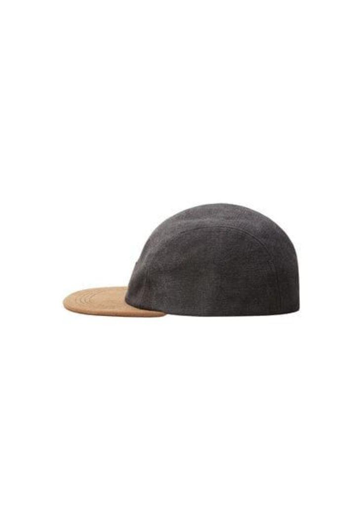 Mixed cap