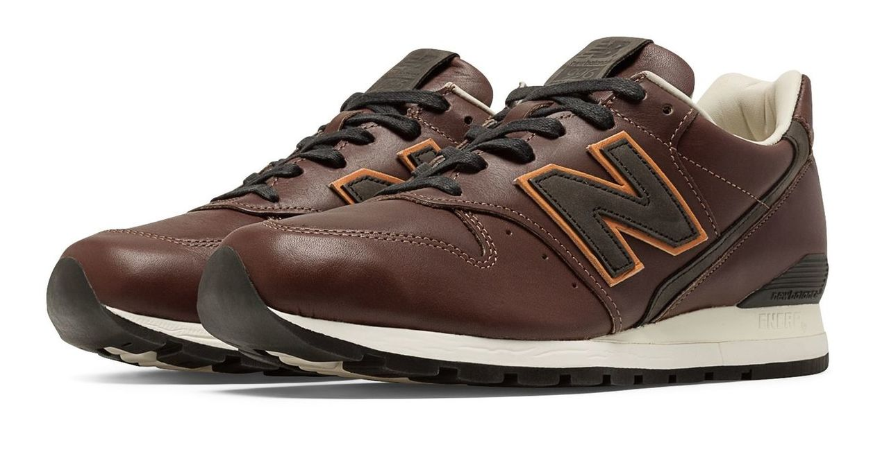 New Balance 996 Bespoke Crooners Men's Made in US Collection M996BRN