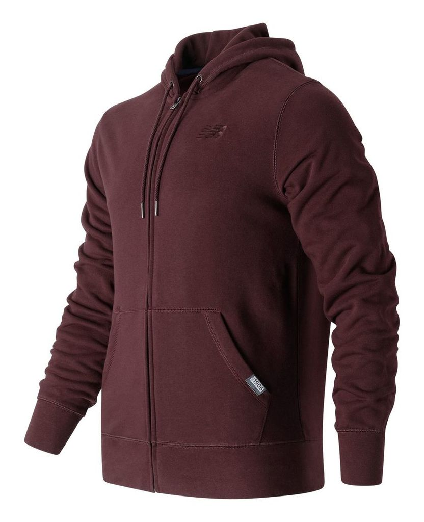 New Balance Classic Full Zip Hoodie Men's Casual MJ63550SNR