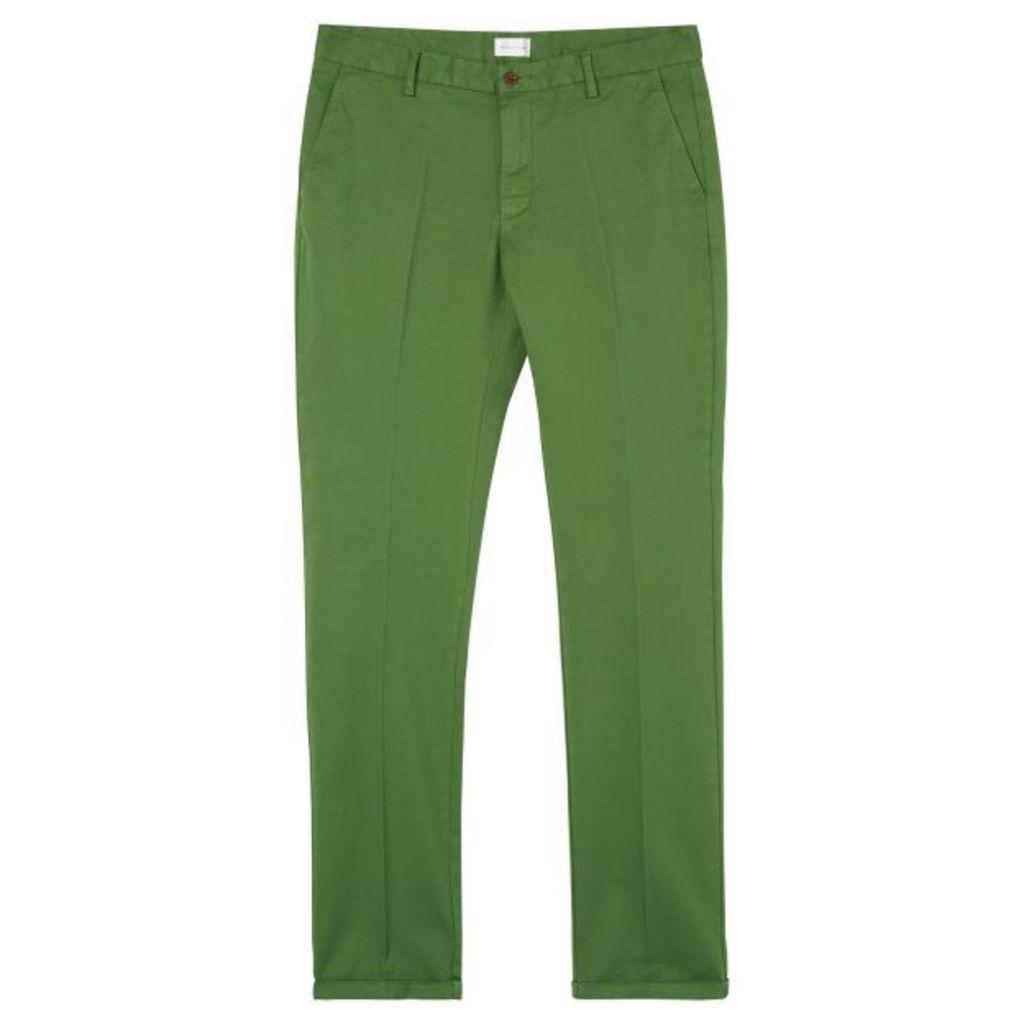 Rugger Chino - Military Green