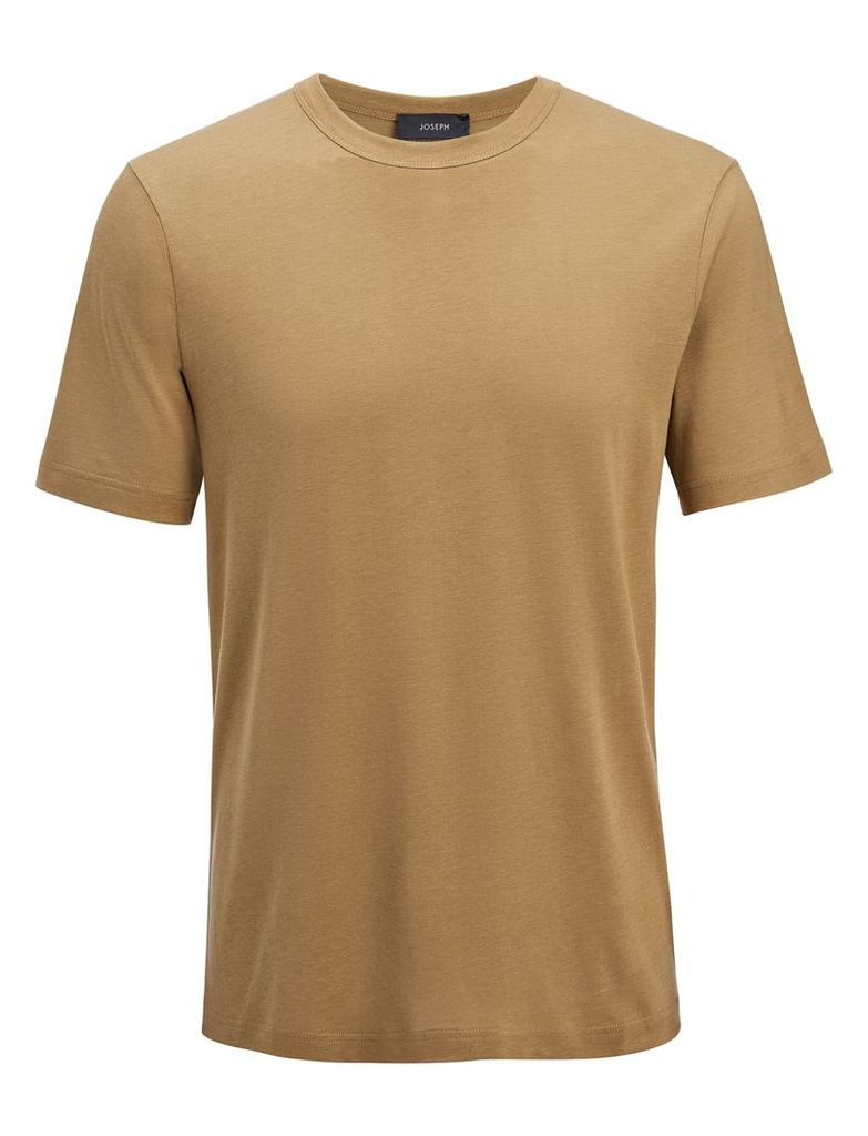 Lyocell Jersey Tee in Clay