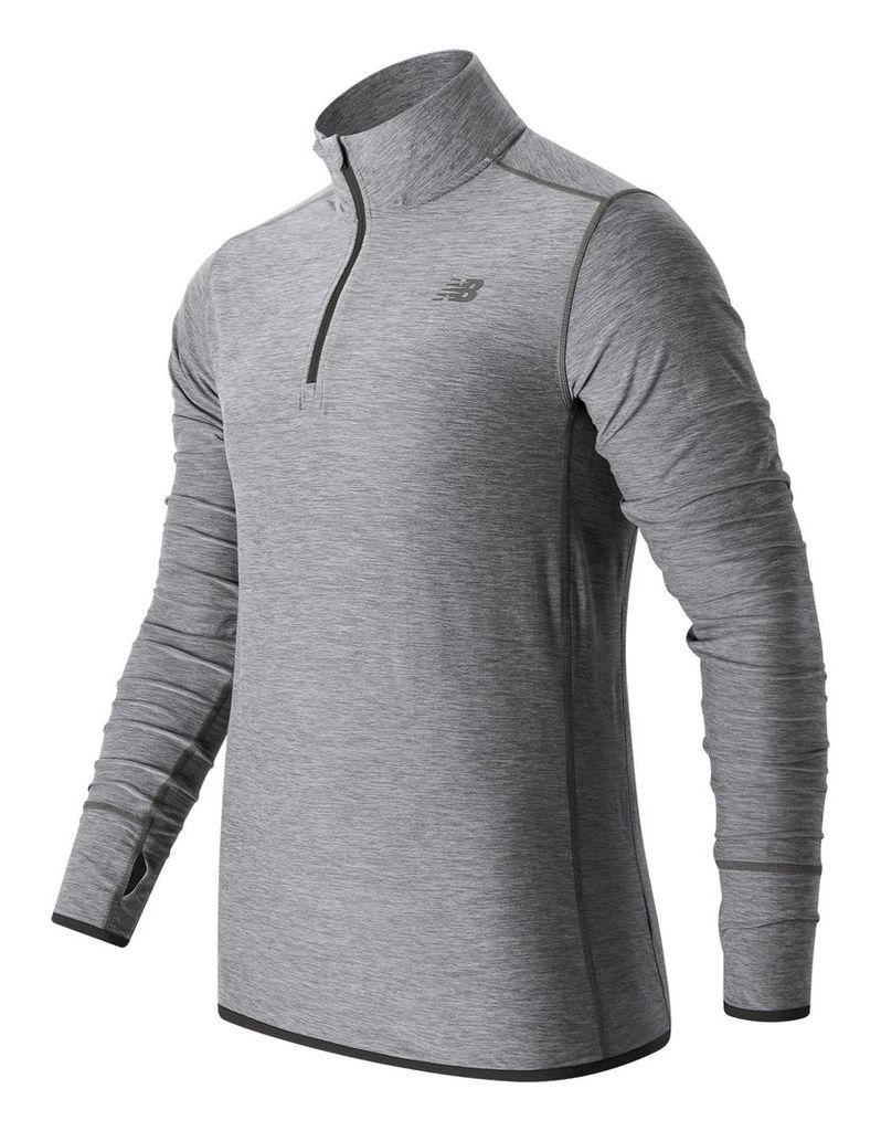 New Balance N Transit Quarter Zip Men's Performance MT53030AG