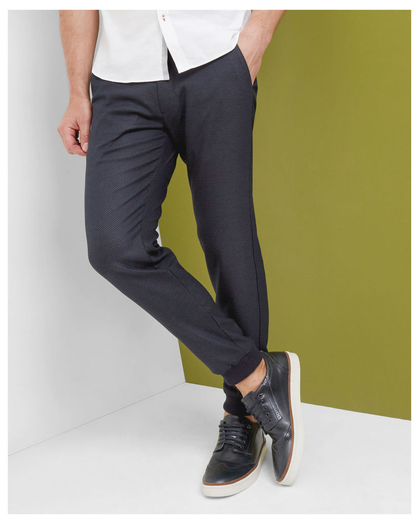 Ted Baker Mini design cuffed trousers Navy