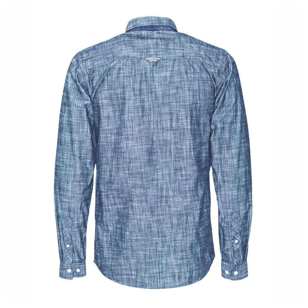 JJOR Slub Shirt One Pocket L/S