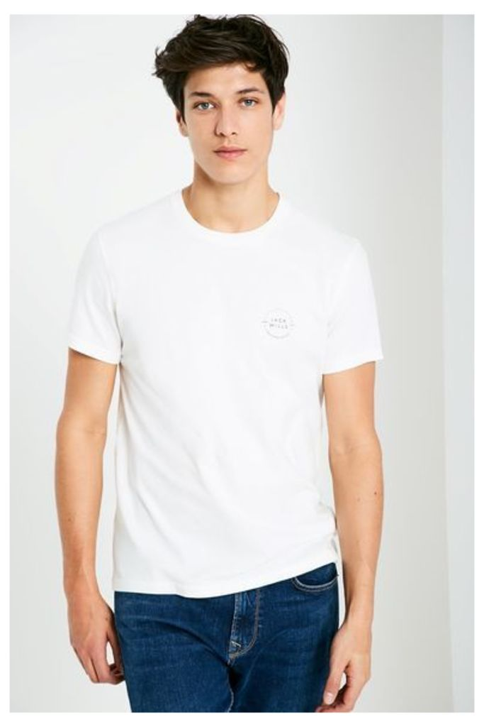 CAMPBELL T-SHIRT VINTAGE WHITE