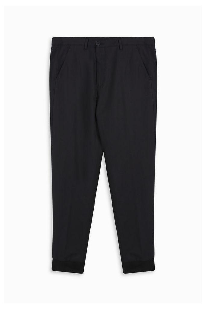 Kenzo Men`s Cotton Jog Trousers Boutique1