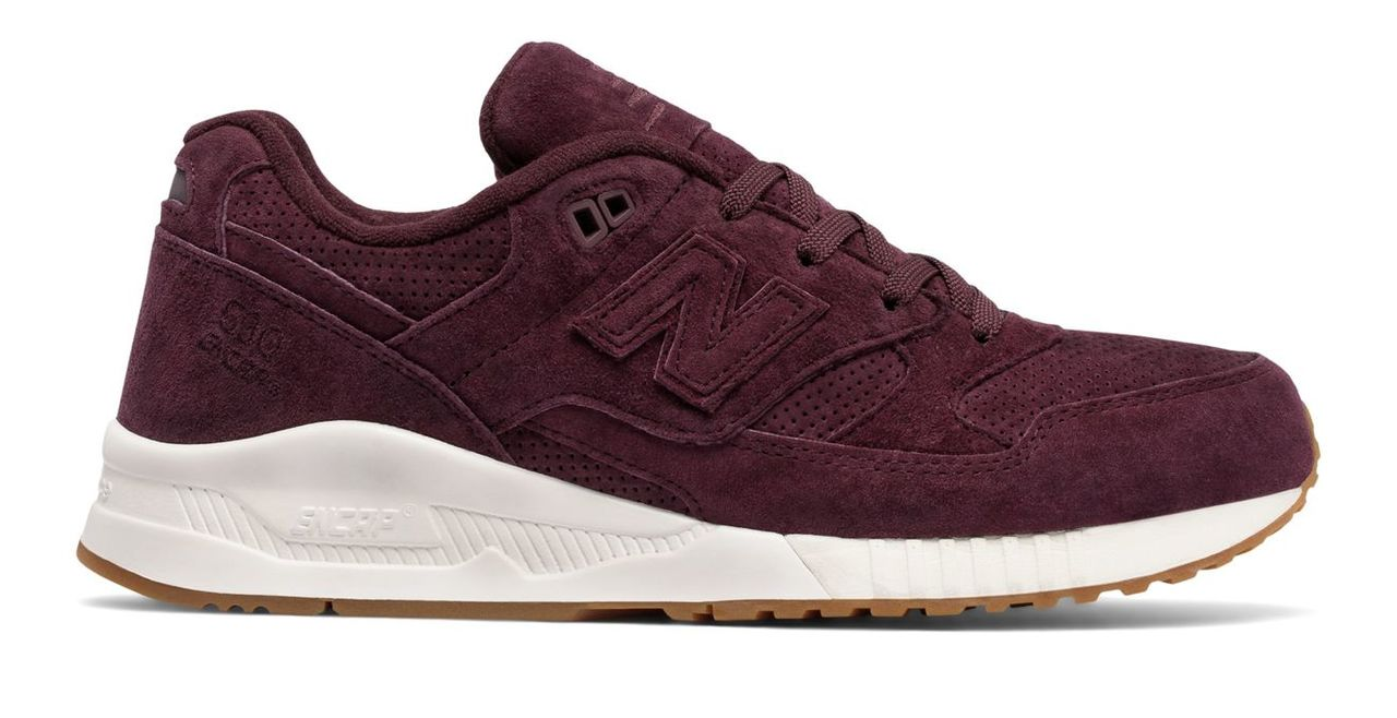 New Balance 530 Lux Suede Men's Court Classics M530PRC