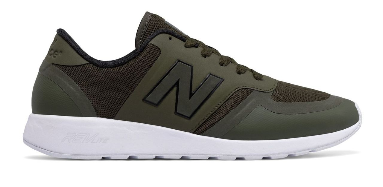 New Balance 420 Reflective Re-Engineered Men's Running Classics MRL420OB