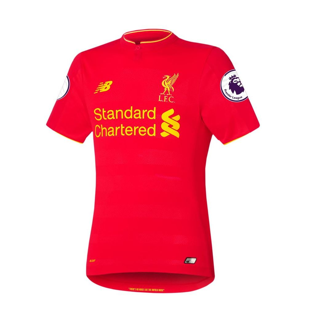 New Balance LFC Mens Firmino Home SS Elite Jersey Men's 2016/17 Players' Home Kits MT63000511