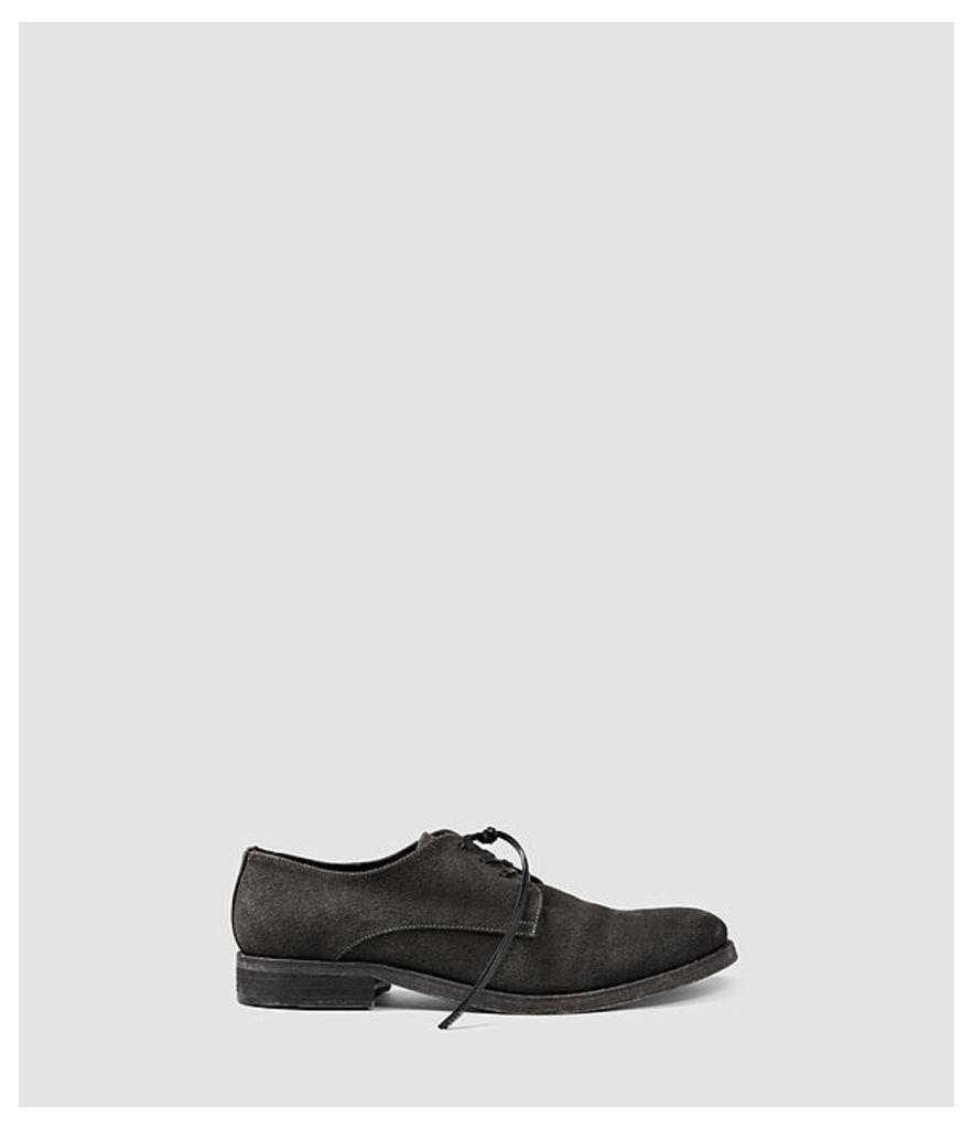 Canvas Miter Shoe